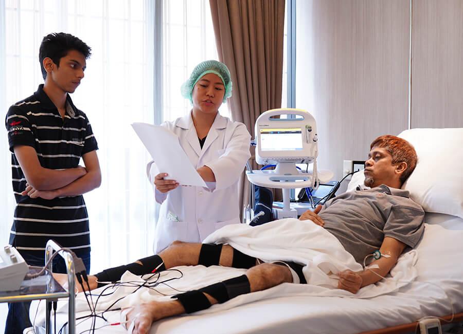 علاج التصلب الجانبي الضموري ALS بالخلايا الجذعية