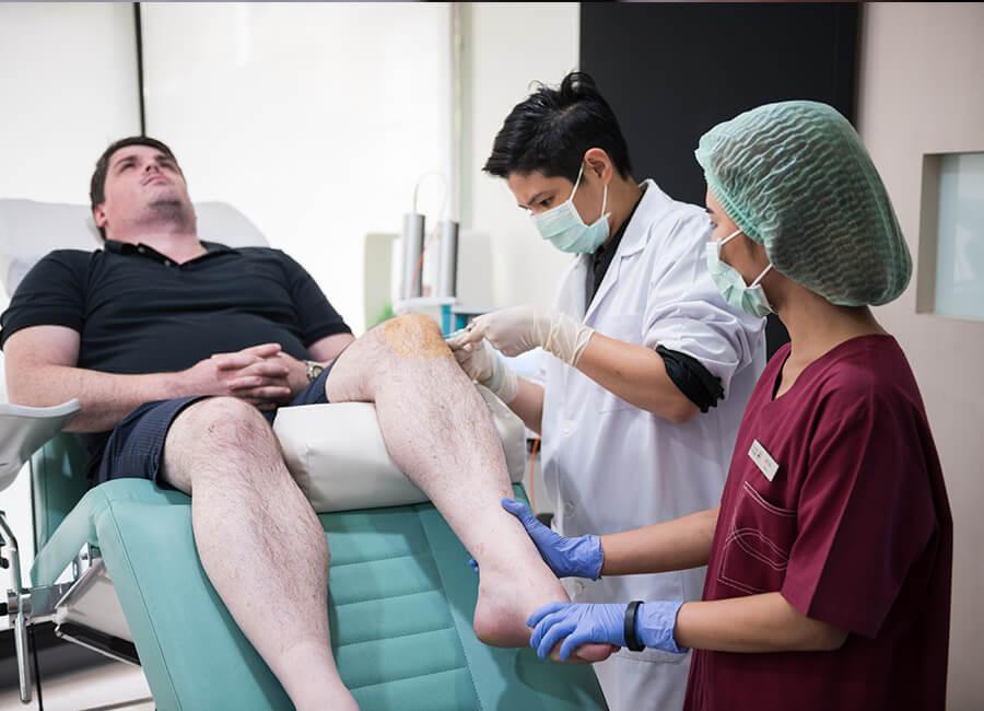 arthritis treatment, osteoarthritis treatment, stem cell treatment arthritis, knee injection of stem cells, SC21, Stemcells21,